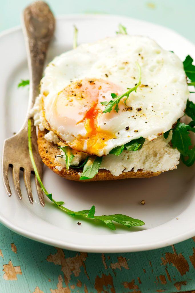 Цельнозерновой хлеб с семечками+сэндвичи с рикоттой и яйцом — Кулинарный Блог
