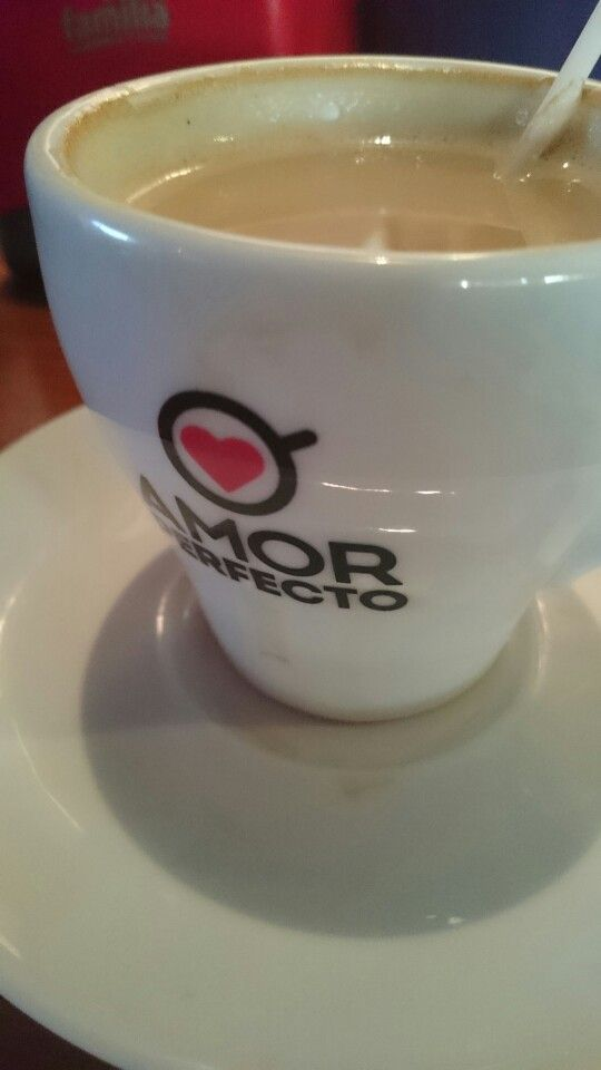 Capuchino sin licor!