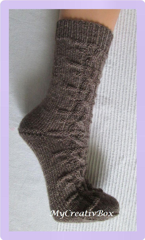 1693 best Stricken images on Pinterest | Socken stricken, Strick und ...