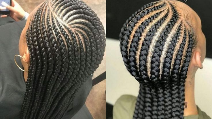 Cornrows Braided Hairstyles: 50+ Superior African American Braided Hairstyles – #…