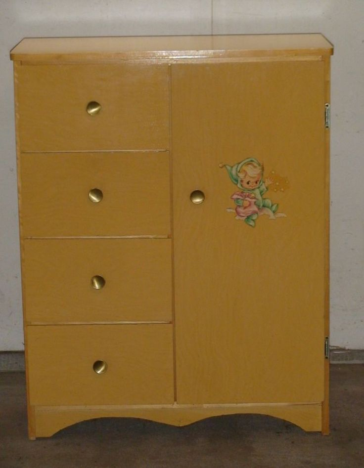 Antique Childrens Furniture