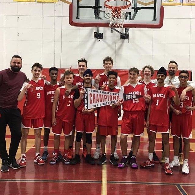 Congrats To The Mbci Hawks Jv Boys Basketball Team On Their Kpac Championship Canadabasketball Manitobabasketball Bas Basketball Teams Boys Basketball Boys