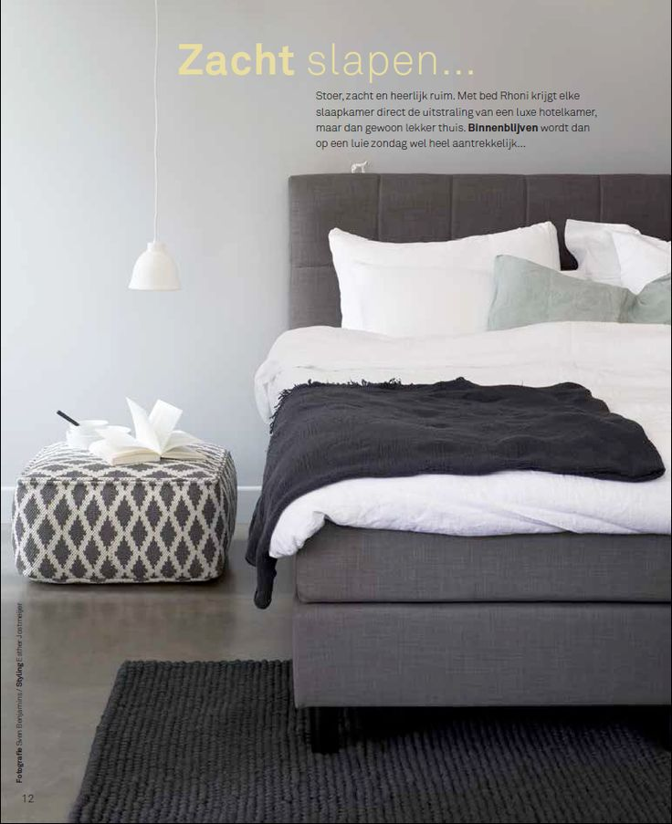 Karwei woood boxspring rhoni interieur pinterest floor cushions bedside tables and the - Fluwelen hoofdeinde taupe ...