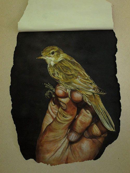 Artist painter Troels Carlsen