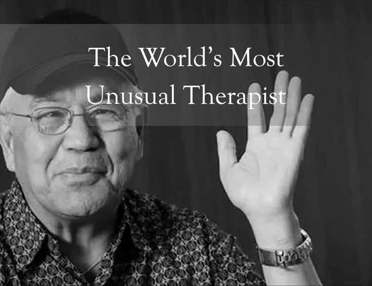 the world's most unsual therapist - dr. hew len