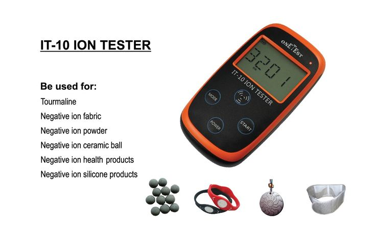 IT-10 ion Tester IT-10 negative ion t