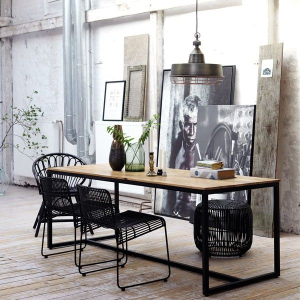 House Doctor Form tafel 200x80