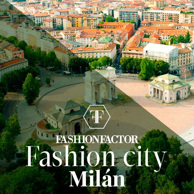 Milan is the capital of Stilettos , with its Fashion Week, economy , gastronomy and traditional and sophisticated style of the Milanese women is unforgivable not to approach it somehow. Fashion Factor, wherever beauty meets fashion.