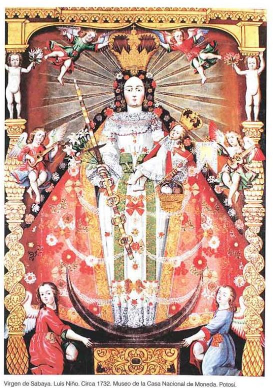 berliques: Nossa Senhora da Candelária e a Virgem de Copacabana