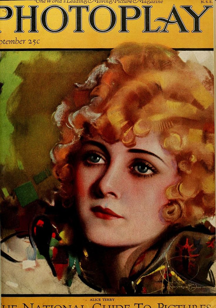 Alice Terry - Sep 1922 Photoplay - Rolf Armstrong - Wikipedia, the free encyclopedia