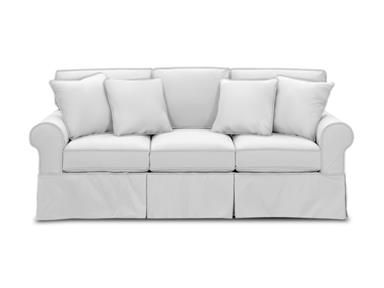Shop For Craftmaster Three Cushion Sofa, And Other Living Room Sofas At  CraftMaster In Hiddenite, NC. A Clean Design And Simple Features Make This  ...