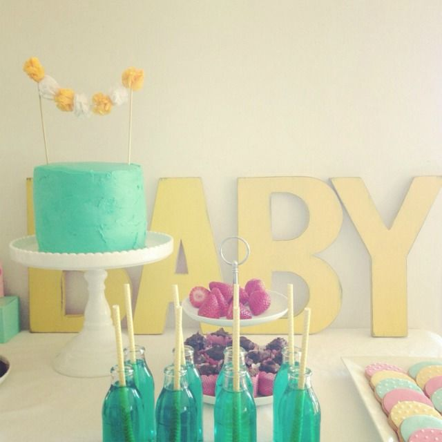 Our Before Baby Party