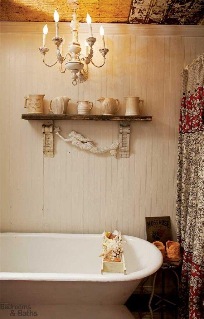 Design Coach: Retro Beach Cottage Bedroom