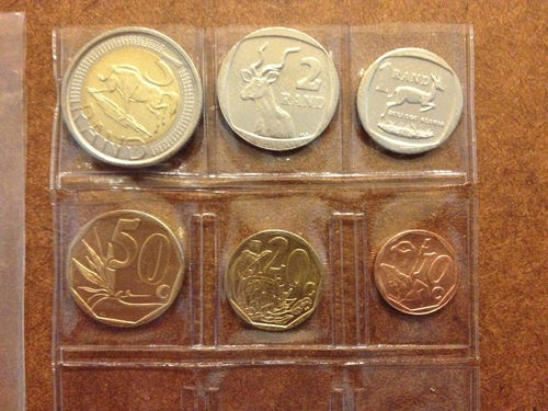 2012 South Africa Uncirculated Coin Set | eBay
