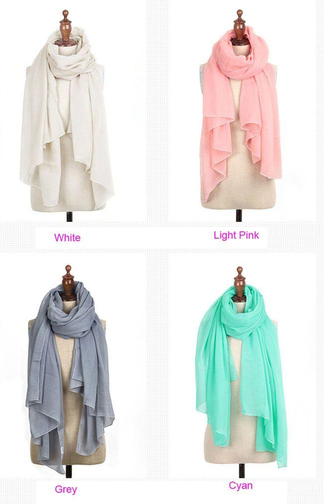 2013 women scarfs fashion style,Free shipping,long Women shawl,plain viscose hijab,Fashion plain scarf,Muslim hijab,head wraps-in Scarves fr...