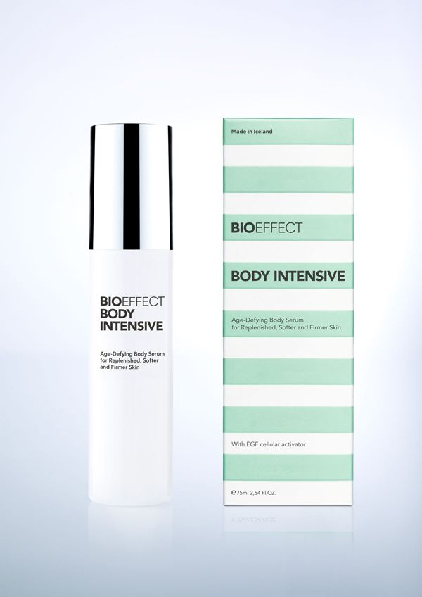BIOEFFECT BODY INTENSIVE is an age-defying body serum that harnesses the proven anti-ageing power of EGF (epidermal growth factor) to help smooth, soften and firm the appearance of skin on the body. | Available at selected Placecol Skin Care Clinics