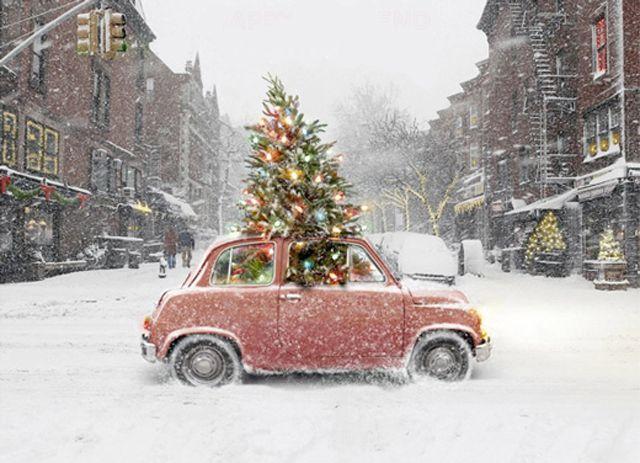 Christmas car! #interiors | #beautyjobs #cosmeticrecruitment | www.arthuredward....