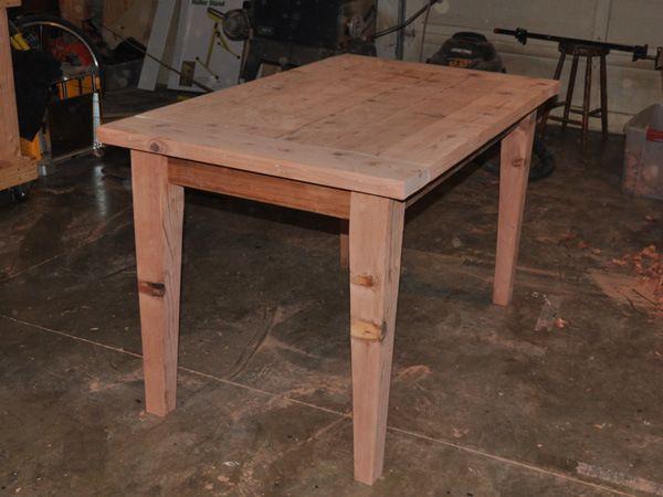 Woodworking kitchen table plans kitchen pinterest - Kitchen table woodworking plans ...