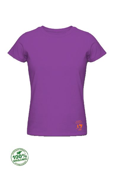 Ladies Organic Tee - New AM Logo