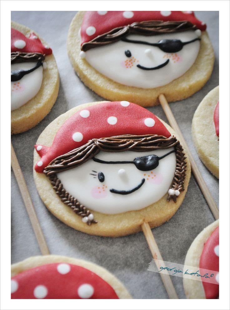 Μπισκότα Πειρατίνα.