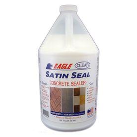 Eagle 1 Gallon Satin Seal Concrete Sealer This One Is