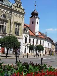 městská knihovna, stará radnice