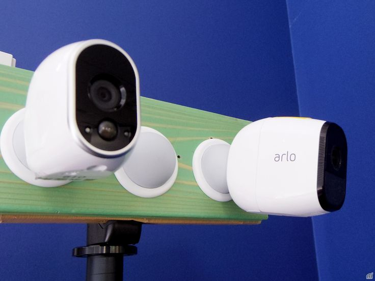 ネットギア、完全ワイヤレスで簡単設置のネットワークカメラなど新製品 - CNET Japan