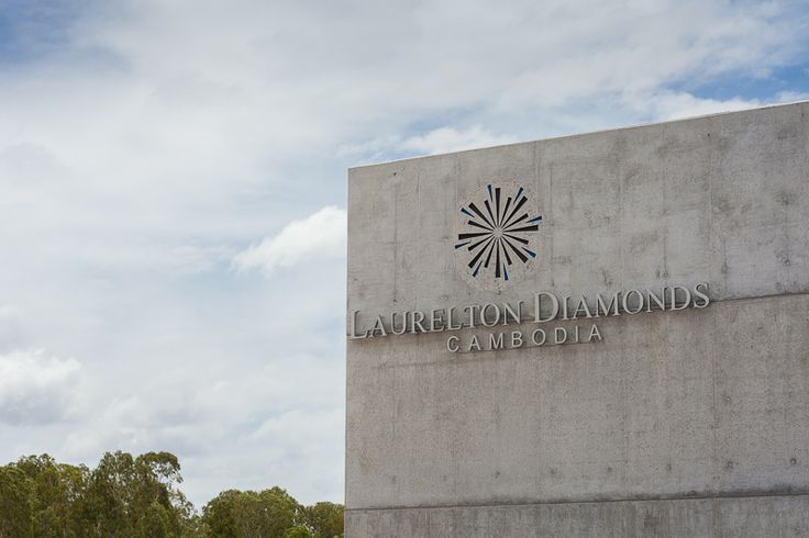 Corporate Photography   At 'Laurelton Diamonds Cambodia' that polishes gems for export to Tiffany and Co. USA