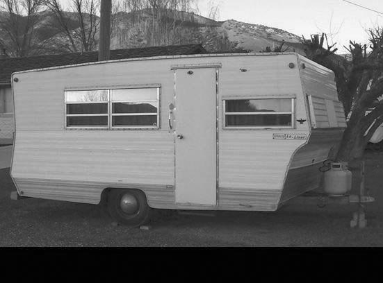 Travel Trailer Aristocrat 1968