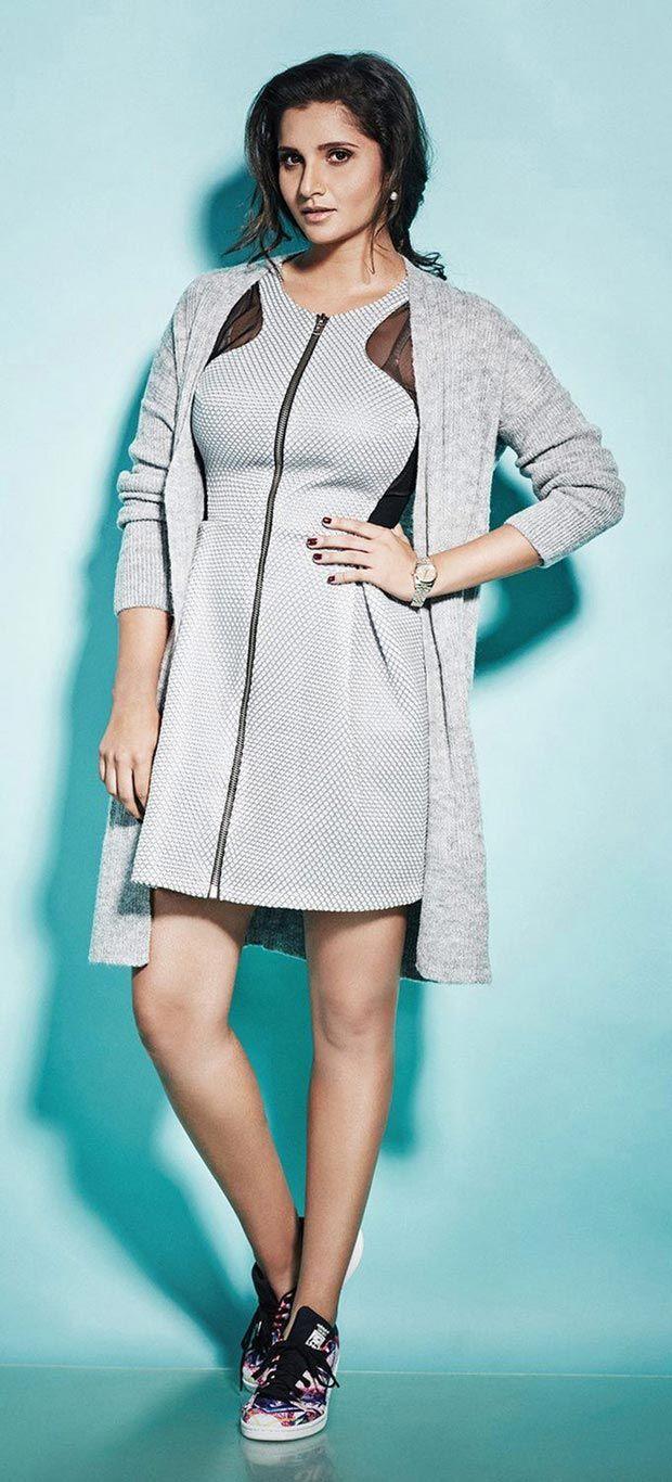 Sania Mirza #photoshoot for The Juice Magazine October 2015. #Tennis #Fashion #Style #Beauty #Hot