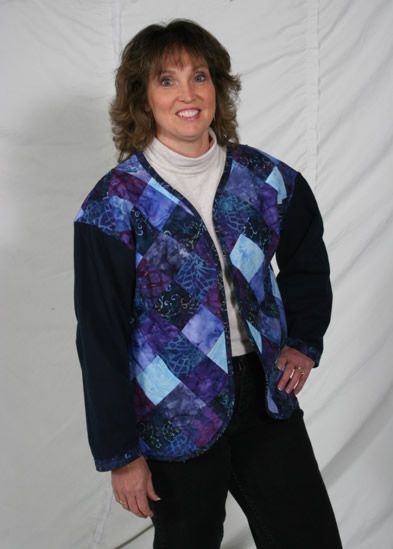 Best 25+ Quilted sweatshirt jacket ideas on Pinterest | Sweatshirt ... : quilted sweatshirt jacket instructions - Adamdwight.com