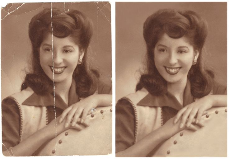 Photo repair and picture restoration of all sorts of images. If it can be scanned it can be fixed! http://www.fixingphotos.com/ #photorestoration #photorepair