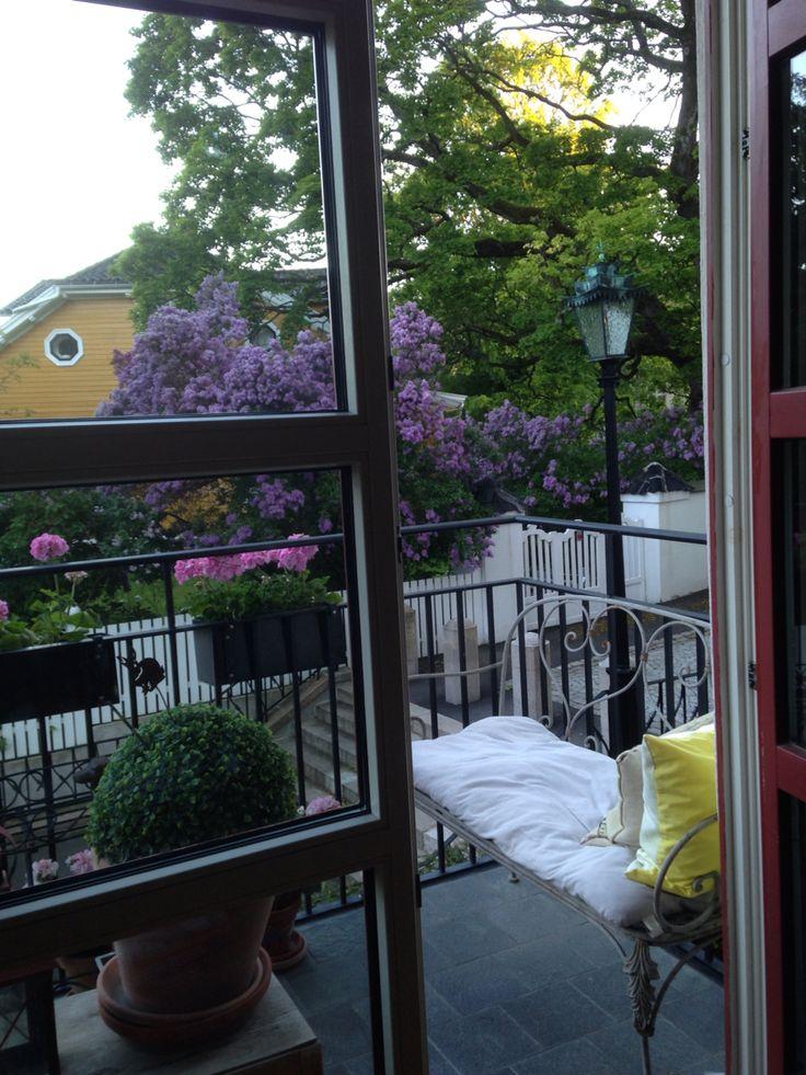 Balcony Oslo