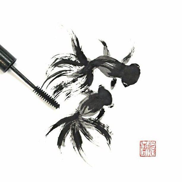 Red Hong Yi - Make-up Meets Chinese Art