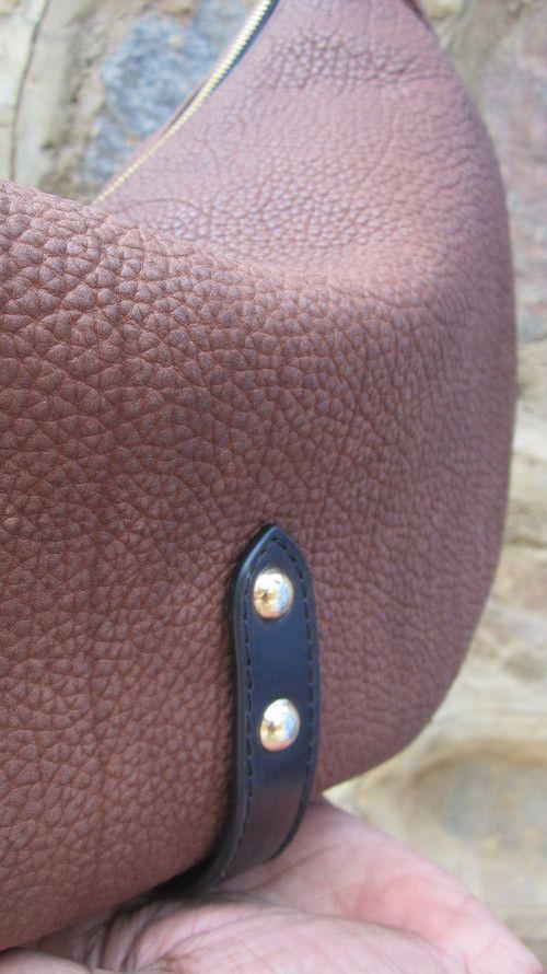 Caramel Big Caro, Chiaroscuro, India, Pure Leather, Handbag, Bag, Workshop Made, Leather, Bags, Handmade, Artisanal, Leather Work, Leather Workshop, Fashion, Women's Fashion, Women's Accessories, Accessories, Handcrafted, Made In India, Chiaroscuro Bags - 6