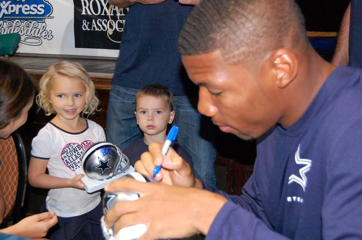 8 best dallas cowboys player meet greet images on pinterest the star sports tours player meet greet is your chance to meet current players of the dallas cowboys bring your favorite jersey hat or football to get m4hsunfo
