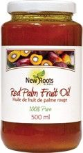 New Roots Red Palm Fruit Oil How to Use Red Palm Fruit Oil: By adding as little as 1–2 tablespoons of Red Palm Fruit Oil to your daily diet, you can begin to reap the benefits.