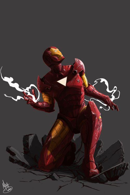 Iron Man - Matt Demino