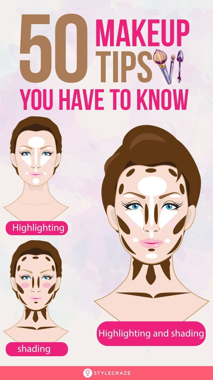 10 Essential Face Makeup Tips And Tricks For Beginners In 10 in