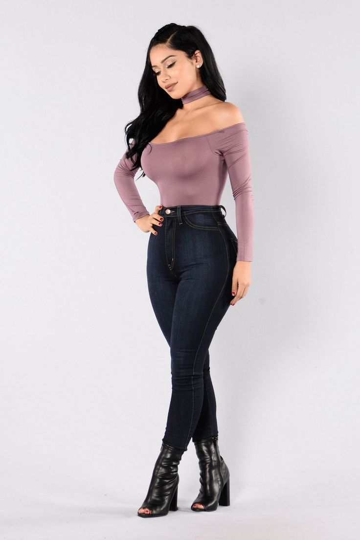Shut Up and Dance Bodysuit - Lavender