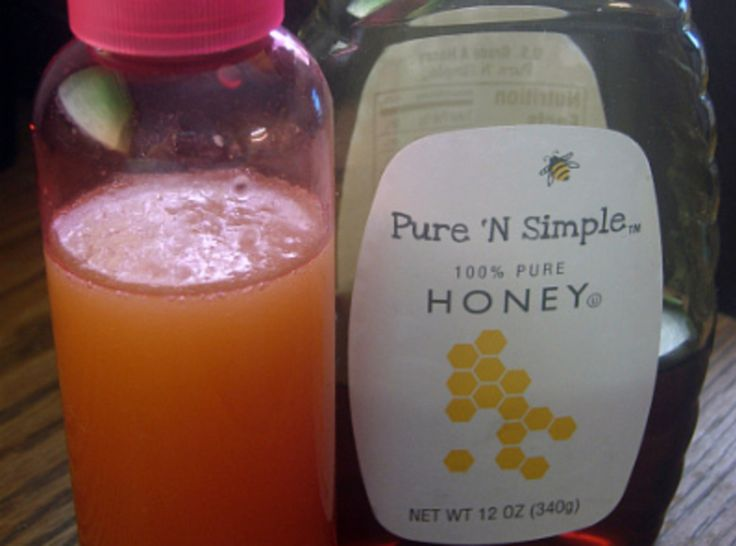 Lemon & Honey facial -  equal parts: freshly squeezed lemon juice olive oil honey