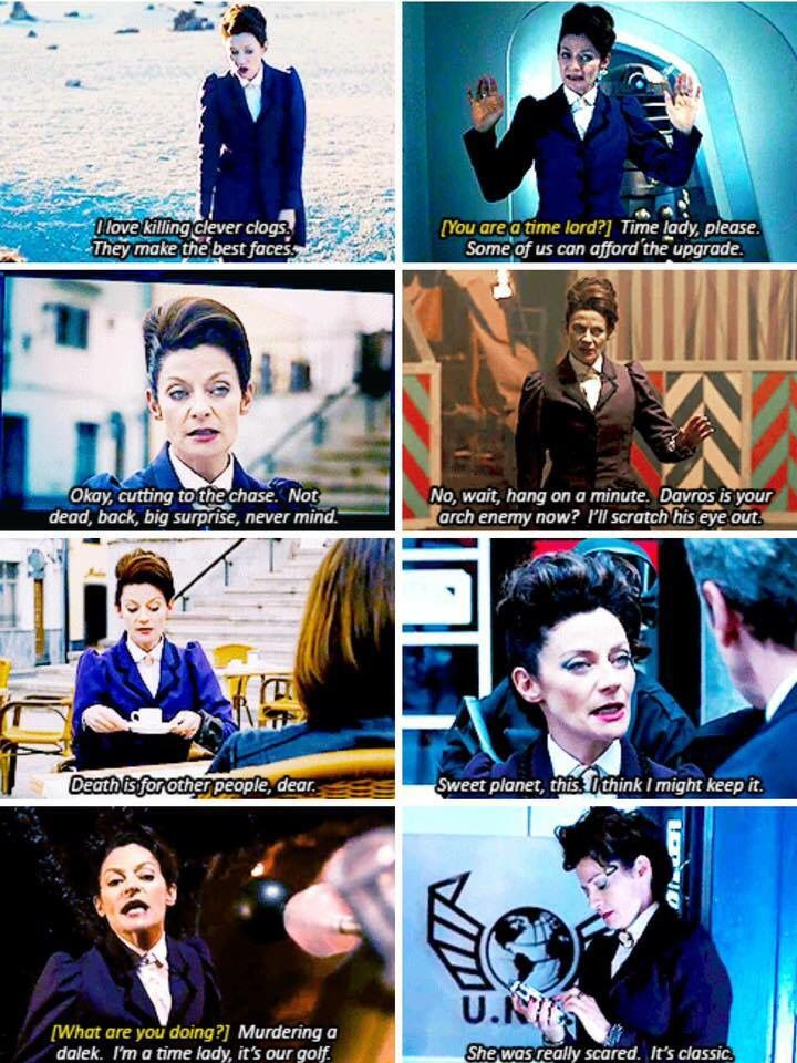 Missy is the best Master since Delgado and it's not close