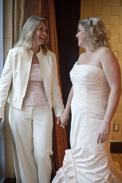 Thompson Island Wedding Photos from a Real Gay Wedding Boston, MA
