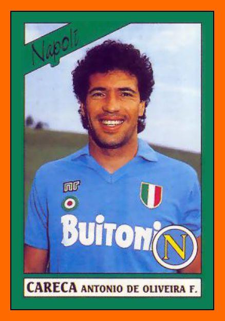 """Careca"" Antônio de Oliveira Filho (SSC Napoli, 1987–1993, 164 apps, 73 goals)"