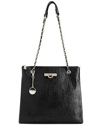 DKNY Handbag, Beekman French Grain Crossbody
