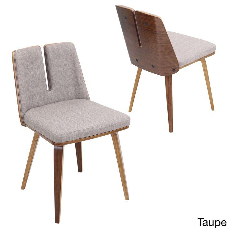 Varzi Mid Century Modern Walnut Chair   Overstock com Shopping   The Best  Deals on635 best Mid Century Modern Chairs images on Pinterest   Chairs  . Mid Century Modern Chairs Overstock. Home Design Ideas