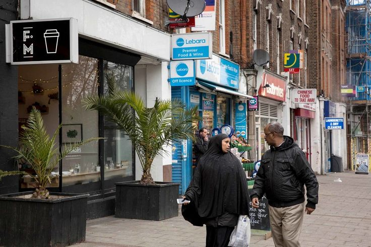 South London's tree-lined Brixton Hill has rejected the onslaught of gentrification that its neighboring hub, Brixton Village, has faced.