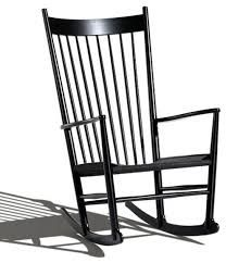 black and white print rocking chair - Google Search