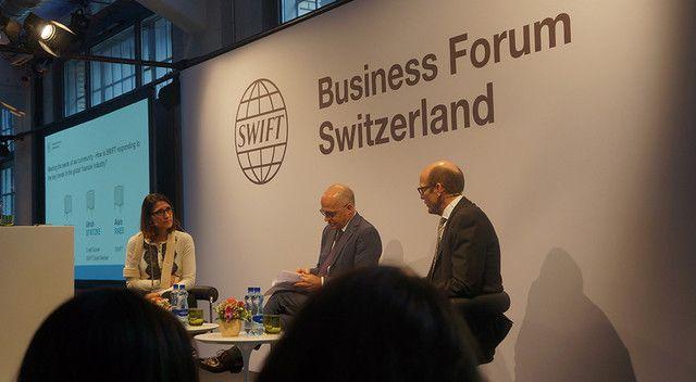 ISO 20022 Schweiz   SWIFT Business Forum Switzerland 2017   Harmonisierung, Standardisierung und Migration Zahlungsverkehr Schweiz