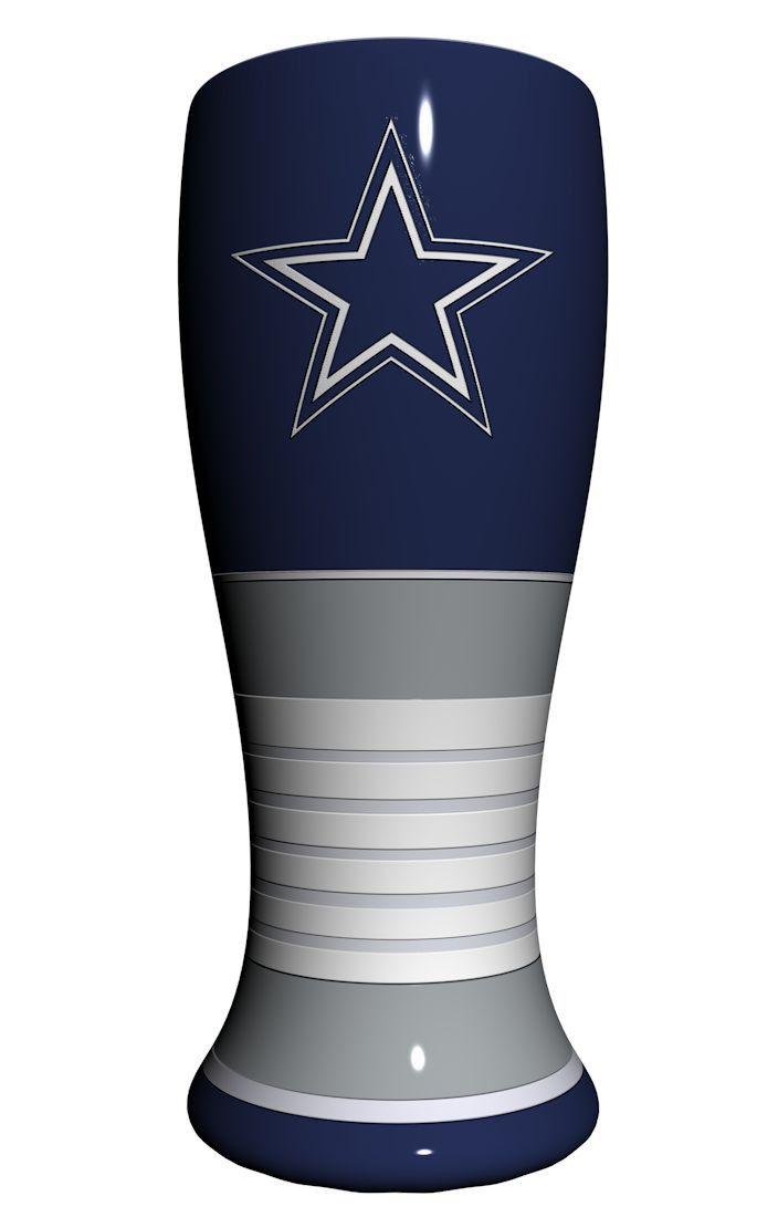 Dallas Cowboys Artisan Pilsner Glass